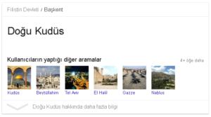 filistinin başkenti